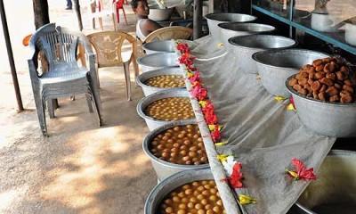 Pahala Odisha Rasagulla. AMF NEWS